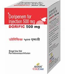 Dorific 500 Mg Injection