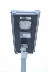 All in One Solar Street Light - Polaris Model- 9 Watt