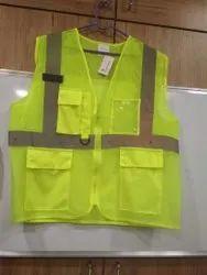 Yellow Safety Jacket