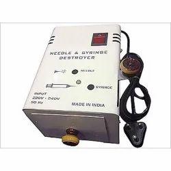 Electronic Needle Destroyer