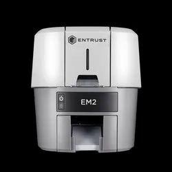 Entrust Datacard EM2 Duplex Card Printer