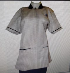 Female Nursing Uniform Half Sleeves PS-8