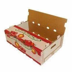 Fruit Packaging Printed Corrugated Box