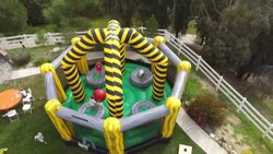 Wrecking Ball Bouncy