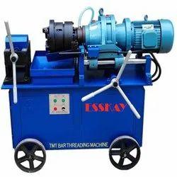 BST TMT Bar Threading Machine