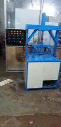 Single Cylinder Four Die Hydraulic Dona Making Machine