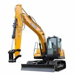 Sany Excavator Hiring Service, In Mp And Gujarat