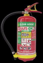 4 Kg Clean Agent Fire Extinguisher