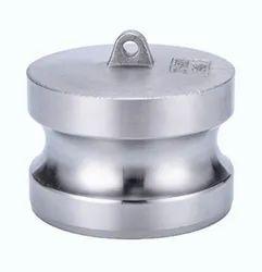 Stainless Steel Dust Plug Camlock Coupling