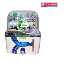 Aquafresh RO Water Purifier, RO+UV+ UF+TDS Control, 10 L
