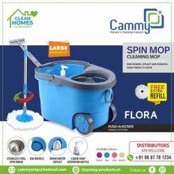 Flora Bucket Spin Mop