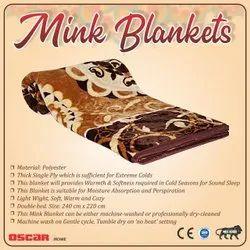 Mink Blanket