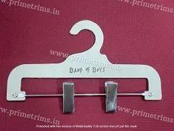 Cardboard Bottom Clip Hanger