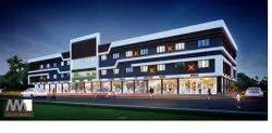 Concrete Frame Structures Commercial Building