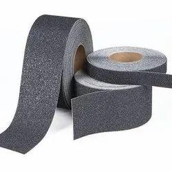 Brady Anti Skid Tape Roll Mounted Black - 1''