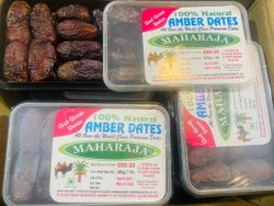 Saudi Amber Dates