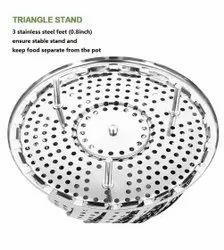 Steel Adjustable Vegetable Steamer Medium
