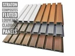 Fluted Cladding Planks