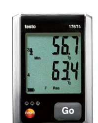 Testo 176 T4 Four Channel Temperature with Display
