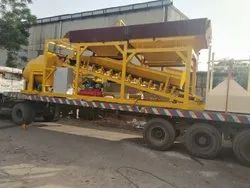 Fully Automatic Concrete Batching Plant