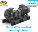 Lubi Chemical Thermoplastic Centrifugal Pumps