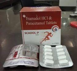 Tramadol & Paracetamol Tablets