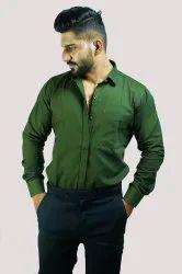 Banawati Party Wear Formal Shirt Designer Denim Shirts