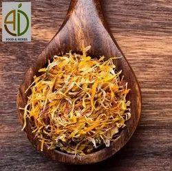 A D Food & Herbs Organic Dried Marigold / Genda Flower Petals
