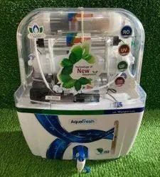 15L Aquafresh RO UV UF TDS Water Purifier, RO+UV+ UF+TDS Control