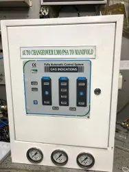 Gas Changeover Panel Manufacturer