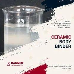 Ceramic Body Binder Liquid