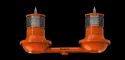 M ALLP 61 Twin LED Aviation Lamp