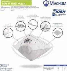 Magnum N95 Mask MH V