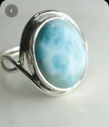 Firoza Turquoise Stone ring (silver)