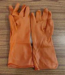 14 Rubber Hand Gloves