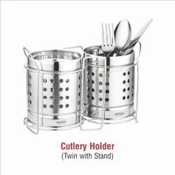 Stainless Steel  Cutlery Holder-103