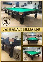 JBB Antique Tournament  Snooker Table