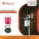 Solar Fence Housing Box