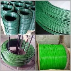Local iron PVC Coated Wire