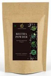 A D Food & Herbs Organic Reetha /Aritha