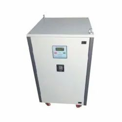Textronik Three Phase Static Voltage Stabilizer, Current Capacity: 500 kVA, 15V