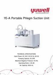 Yuwell Suction Machine 7a 23 B