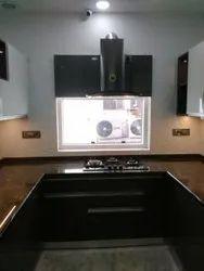U Shape Modern Kitchen