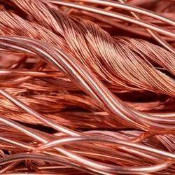 99.99% Brown Millberry Copper Scrap, Grade: AA, Packaging Size: 100kg