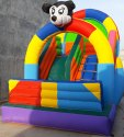Jumping bouncer