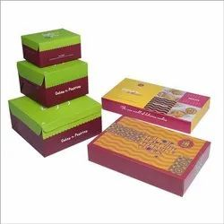 Brown Rectangular Printed Cardboard Sweet Packaging Box, Size(LXWXH)(Inches): 4x8x5, Weight Holding Capacity (kg): 5 - 10 Kg