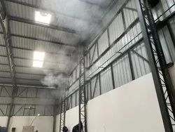 Humidifier And Misting Systems