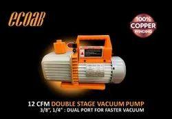Double Stage Vacuum Pump- VP2100