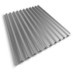 Galvanized Roofing Sheet, Thickness 0.50mm