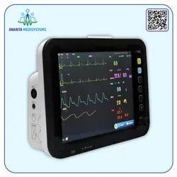 YK-8000C Yonker 5 Para Patient Monitor, Display Size: 12.1 Inch, TFT